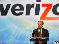 Verizon chief executive Ivan Seidenberg