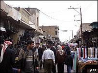 Kirkuk town