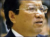 File photograph of Dao Dinh Binh