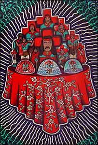 Ejército del Gauchito, por Daniel Barreto