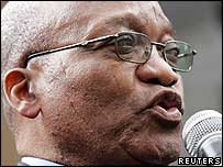 Jacob Zuma