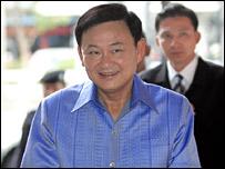 Ex PM Thaksin Shinawatra (archive image)