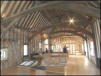 Dragon Hall in Norwich