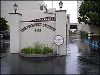 Prospect Studios entrance