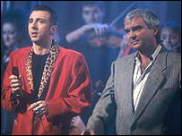 Marc Almond and Gene Pitney