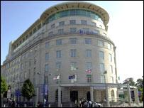 Hilton Hotel, Cardiff
