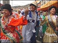 Celebración Aymará