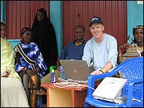Group in Moyale