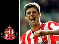 Former Sunderland striker Niall Quinn