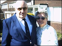 Keith Turner and his wife Lillian