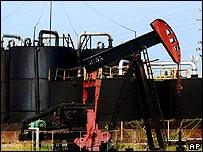 Instalaci�n petrolera en Venezuela
