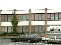 Adria building