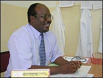 Dr Lembalemba