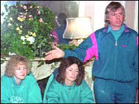 David Icke and friends