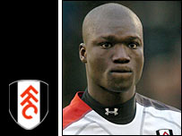 Fulham's Papa Bouba Diop