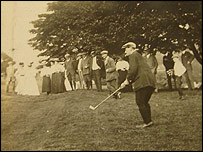 Henry Ball (picture: Bangor Golf Club)