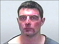 Gavin Hogg, who stabbed a business rival to death