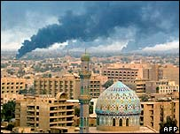 Attack on Baghdad 2003