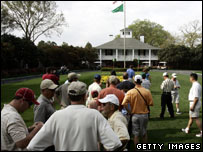 Augusta in Georgia, home of the US Masters