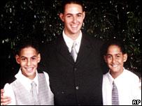 Kevin, John y Jason Faddoul