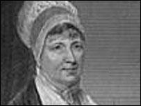 Quaker Elizabeth Fry