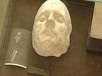 death mask of Theobald Wolfe Tone