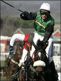 Niall Madden celebrates victory