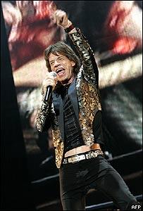 Rolling Stones en Shangai.