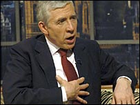 Jack Straw on Sunday PM