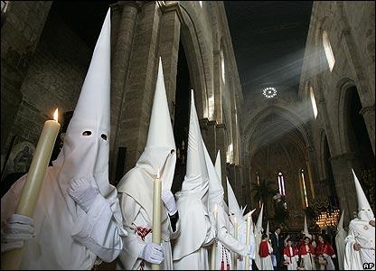 San Lorenzo church, Spain