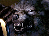 Doctor Who werewolf