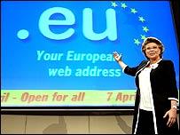 EU Commissioner Viviane Reding