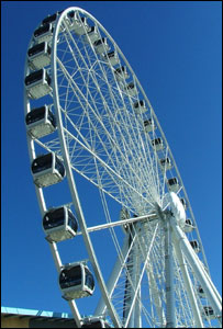 The Yorkshire Wheel