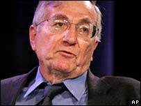 File photograph of Seymour Hersh