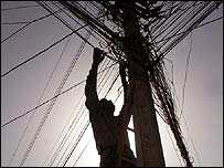 Baghdad electrician