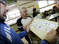 Vote-counting in Milan