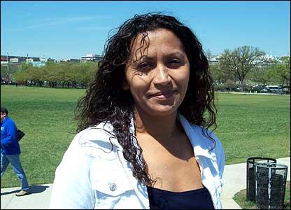 Maria Ayala, de El Salvador