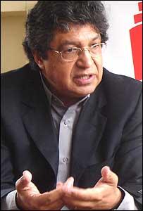 Milton Luna Tamayo, coordinador nacional del movimiento ciudadano Contrato Social por la Educación