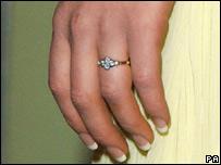 Chantelle's ring