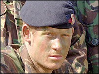 Prince Harry [Credit: BBC]