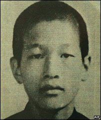 Kim Young-nam in an undated photo