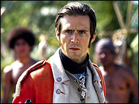 Jack Davenport in The Incredible Journey of Mary Bryant