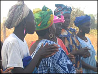 Women in The Gambia