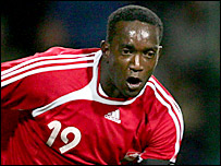 Trinidad and Tobago captain Dwight Yorke