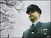 Flt Lt Malcolm Kendall-Smith