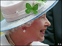 Queen Elizabeth II (Photo: Gareth Fuller/PA.)