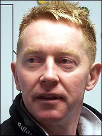 QPR caretaker boss Gary Waddock