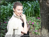 Kylie Minogue - copyright Oliver Martinez/Darenote Ltd/Kylie.com