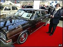 Brezhnev's Nissan