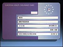 BBC NEWS | Health | Fears over expiring health cards